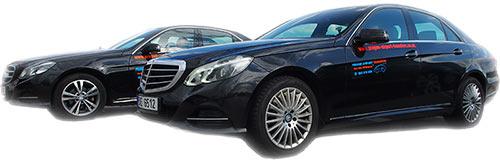 Mercedes E-Klasse-Airport Transfer