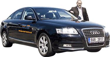 Prager Taxi-Service