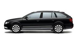 Škoda Superb und VW Passat