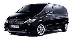 MB und VW Minivan
